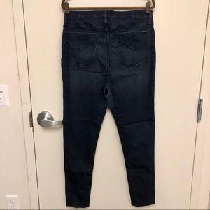 Hudson Barbara High Waist Super Skinny Jeans - 34
